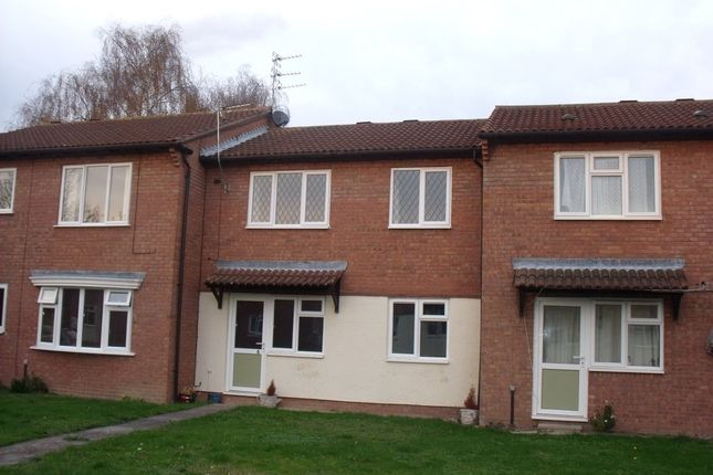 Thumbnail Flat to rent in Newent Close, Shrewsbury