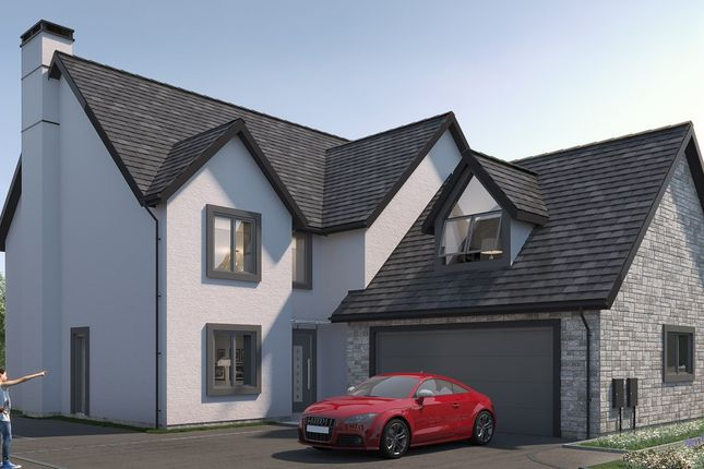 Thumbnail Detached house for sale in The Paddock, Caerphilly, Caerphilly