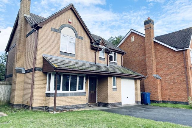 Thumbnail Detached house to rent in Briar End, Kidlington