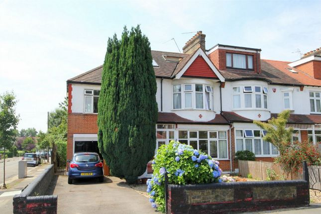Thumbnail End terrace house for sale in Bush Hill Road, London