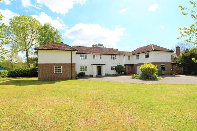 Thumbnail Detached house for sale in Rusper Road, Ifield, Crawley, West Sussex.