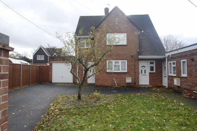 Thumbnail Property to rent in Acre Path, Andover