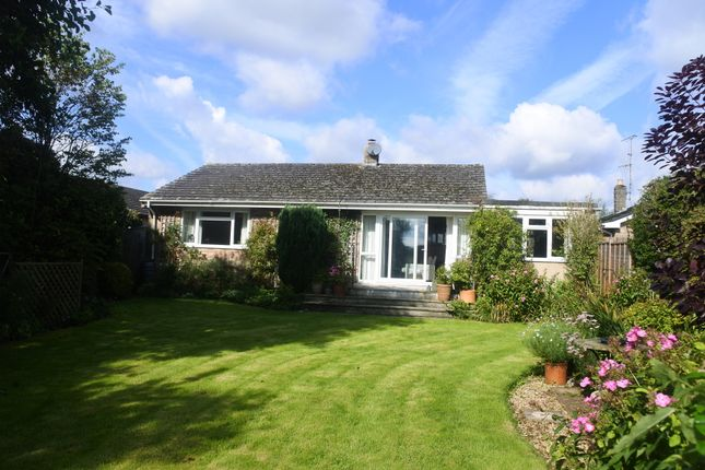 Thumbnail Detached bungalow for sale in Southbrook Gardens, Mere, Warminster