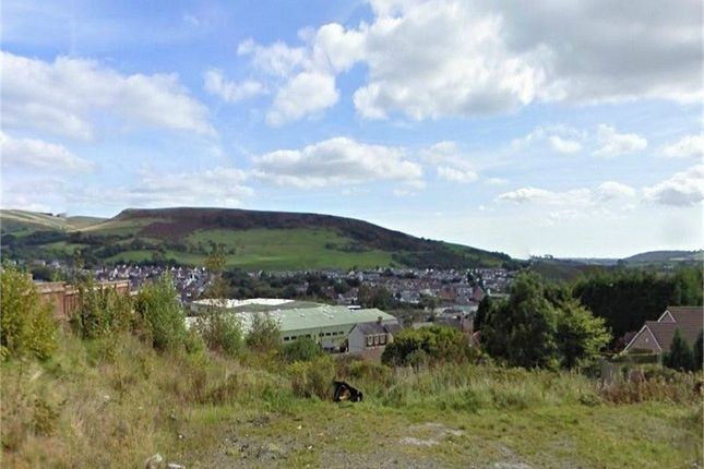 Land for sale in 143 - 148 Cwrt Coed Parc, Maesteg, Bridgend, Mid Glamorgan