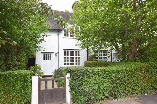 3 bed cottage to rent in Oakwood Road, Hampstead Garden Suburb