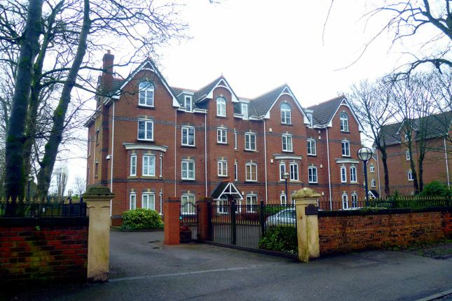 Thumbnail Flat to rent in Ellesmere Road, Monton, Manchester