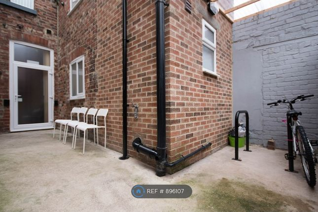Rear Of Property With Under-Cover Bicycle Storage