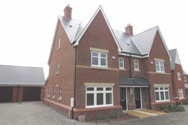 Thumbnail Semi-detached house to rent in Poppy Drive, Ampthill, Bedford