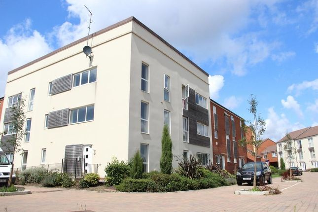 Thumbnail Flat to rent in Charlton Hayes, Bristol