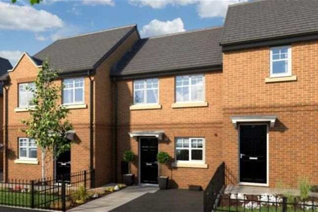 Thumbnail Terraced house for sale in Gibfield Park Avenue, Atherton, Manchester