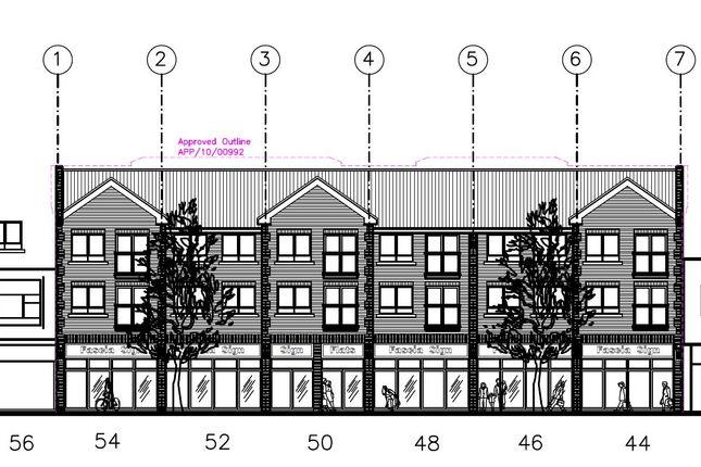 Retail premises to let in Units A-D, 44-54 West Street, Havant