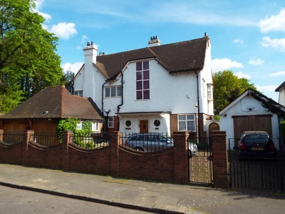 Thumbnail Detached house for sale in Ilford, Essex