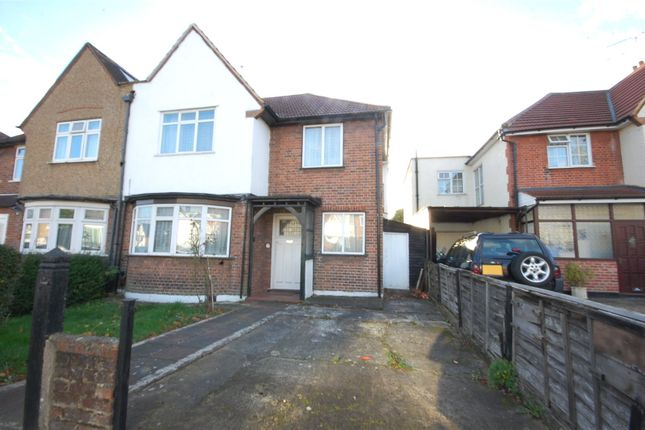 3 bed semi-detached house for sale in Hervey Close, Finchley, London