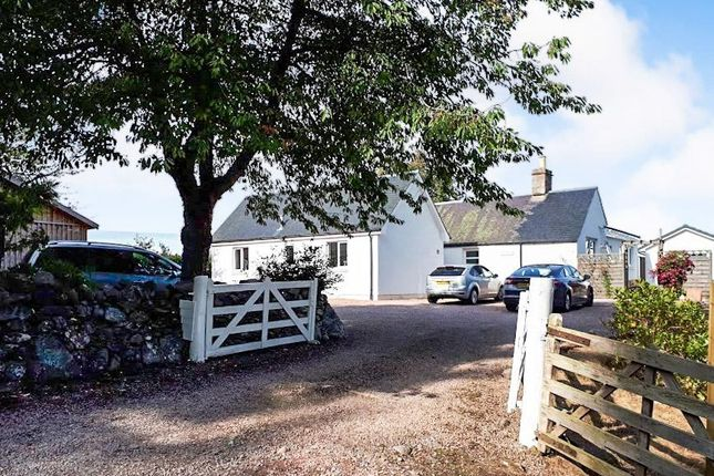 Thumbnail Detached house for sale in Lethen, Nairn