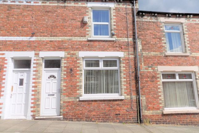 Thumbnail Terraced house for sale in Heslop Street, Close House, Bishop Auckland