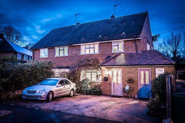3 bed semi-detached house for sale in Manor Road North, Thames Ditton KT7