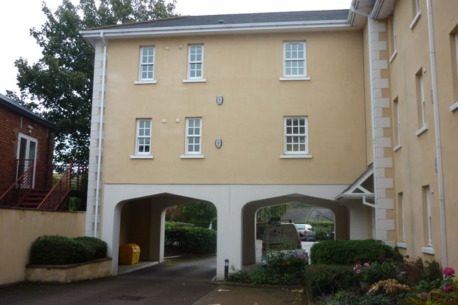 Thumbnail Flat for sale in Benedict Court, Abergavenny