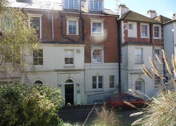 Thumbnail Flat to rent in Hillside Court, Hillside Street, Hythe