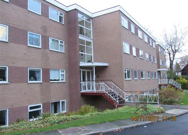 Thumbnail Flat to rent in Parkbury Court, Prenton