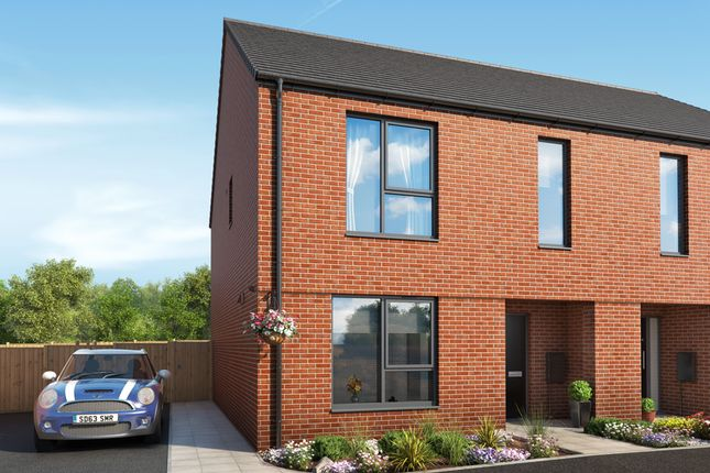 "Thumbnail Property for sale in ""The Loxley At Birchlands"" at Earl Marshal Road, Sheffield"