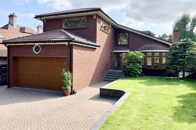 Thumbnail Detached house for sale in Dale End Road, Wirral, Merseyside