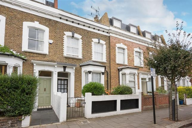 Thumbnail Terraced house for sale in Nevill Road, London