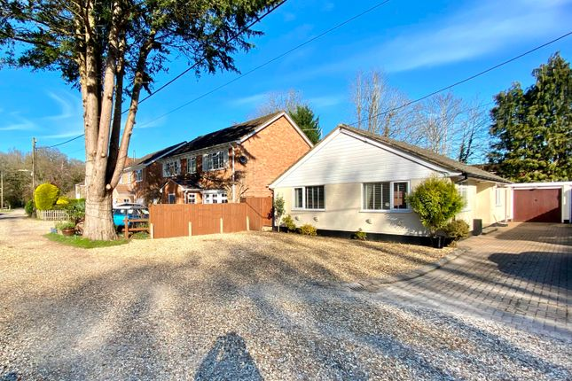 Thumbnail Bungalow for sale in York Lane, Hartley Wintney, Hook