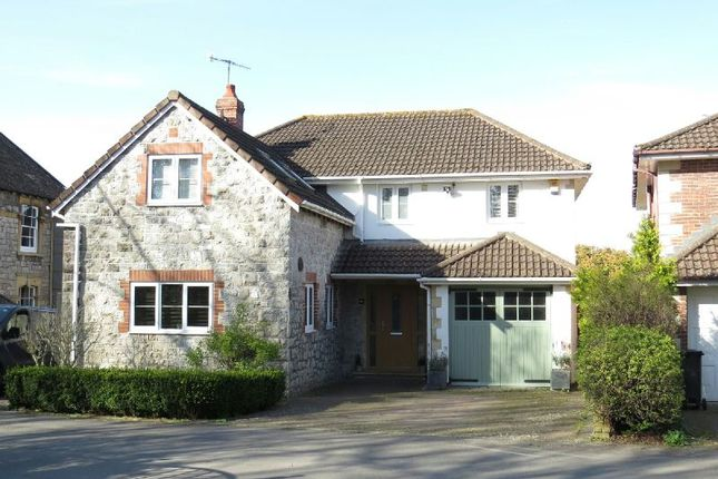 Thumbnail Detached house for sale in Rockeries Drive, Winscombe