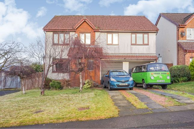 Thumbnail Detached house for sale in Pirleyhill Drive, Shieldhill