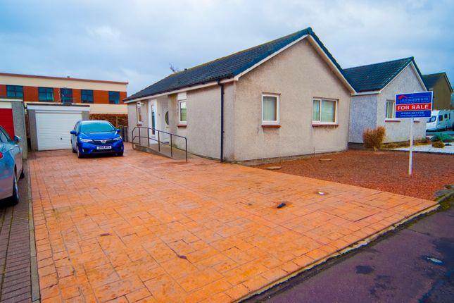 Thumbnail Detached bungalow for sale in Aitchison Drive, Larbert