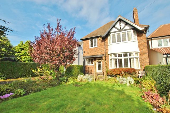 Thumbnail Detached house for sale in Leahurst Road, West Bridgford