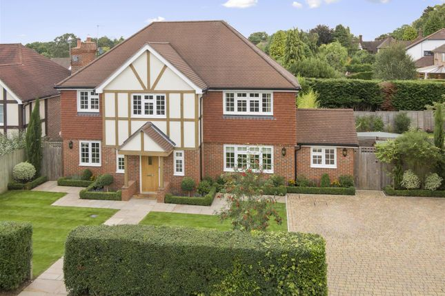 4 bed detached house for sale in Tumblewood Road, Banstead