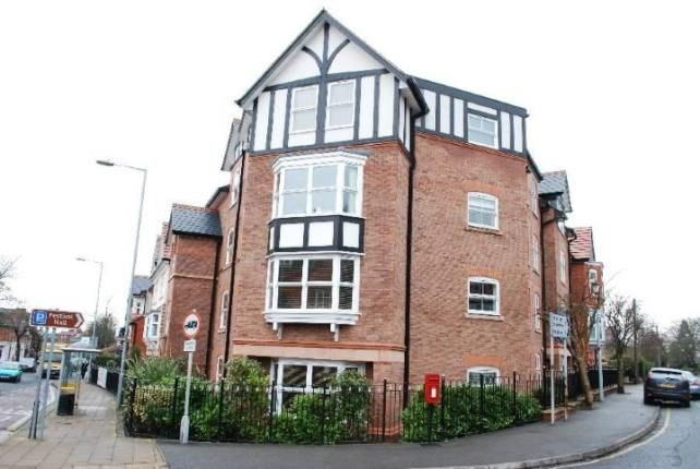 Thumbnail Flat for sale in Chorlegh Grange, Chapel Road, Alderley Edge, Cheshire