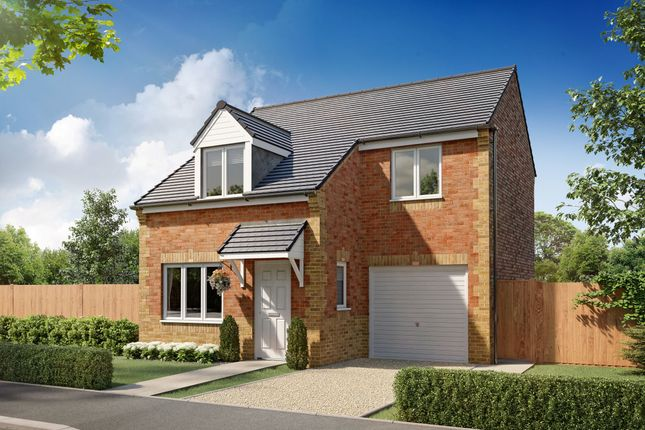 "Thumbnail Detached house for sale in ""Liffey"" at Greymoor Way, Carlisle"