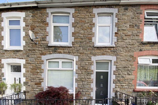 Thumbnail Terraced house for sale in Herbert Street, Aberdare, Mid Glamorgan