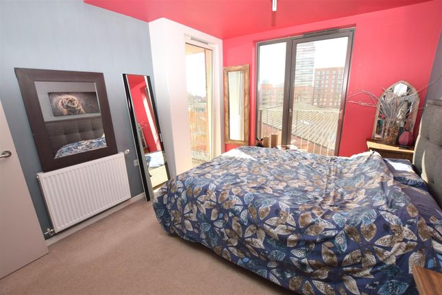 Bedroom One: of Hammersley Road, London E16