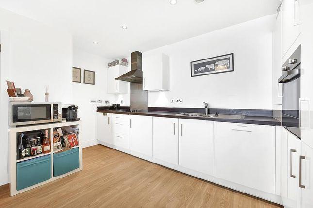 Thumbnail Flat to rent in Waterside Court, Weardale Road, London