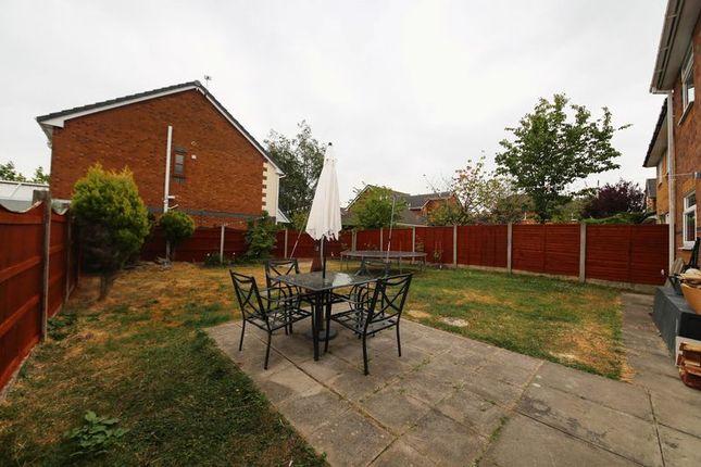 Garden of Copeland Drive, Standish, Wigan WN6