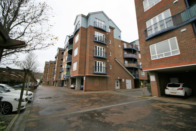 Thumbnail Flat for sale in Argent Street, Grays, Essex