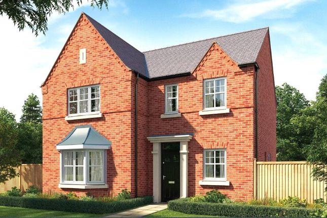 4 bed detached house for sale in Kings Lea, Cottam, Preston PR4