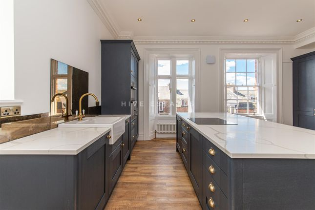Thumbnail Flat to rent in Priors Terrace, Tynemouth, North Shields