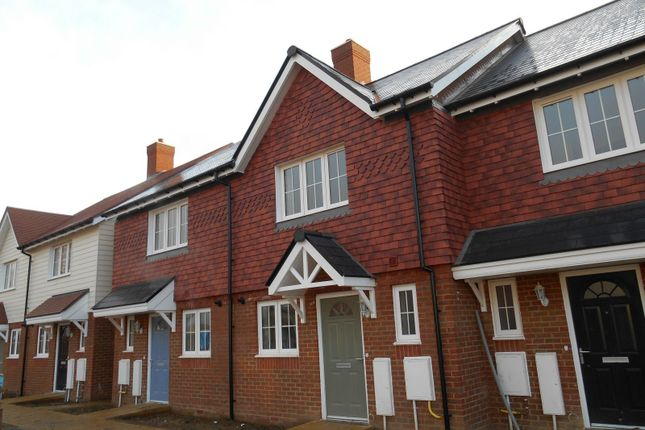 2 bed terraced house for sale in The Weavers, Grigg Lane, Headcorn
