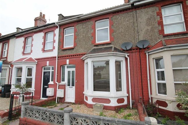 Thumbnail Terraced house for sale in Catherine Street, Avonmouth, Bristol