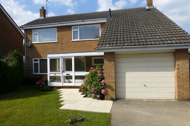 Thumbnail Detached house to rent in Staverton Leys, Rugby