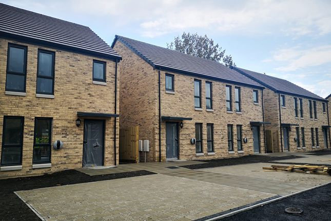 Thumbnail Semi-detached house for sale in The Wharf, Charlotte Green, Newport