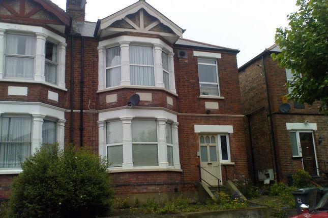 Thumbnail Semi-detached house to rent in Sevington Road, Hendon