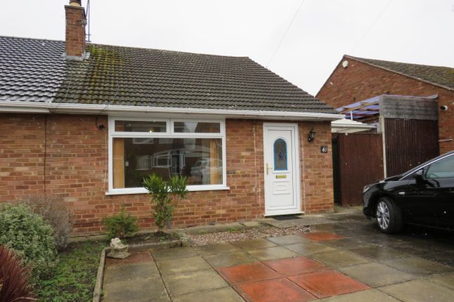Thumbnail Bungalow to rent in Sunningdale Drive, Bromborough, Wirral