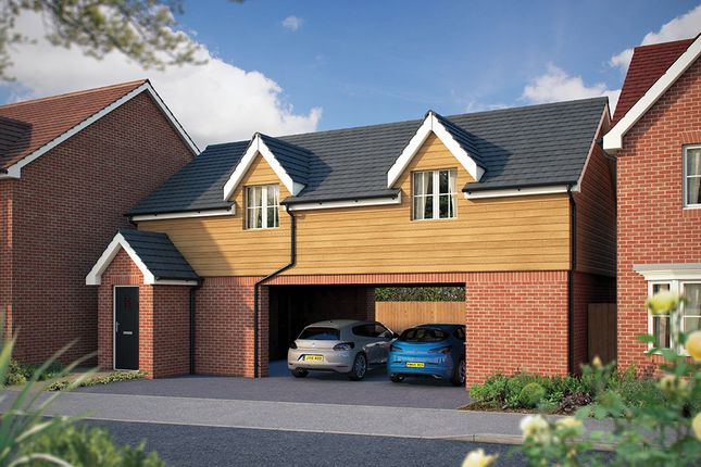 "Thumbnail Property for sale in ""The Barton"" at Holden Close, Biddenham, Bedford"
