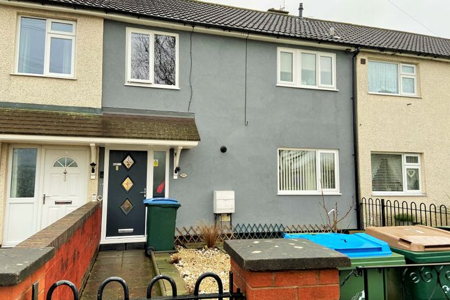 3 bed terraced house for sale in Euston Crescent, Coventry CV3