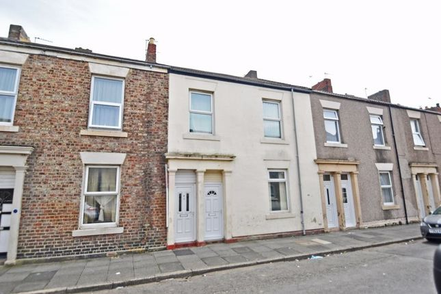 Thumbnail Flat to rent in William Street, North Shields